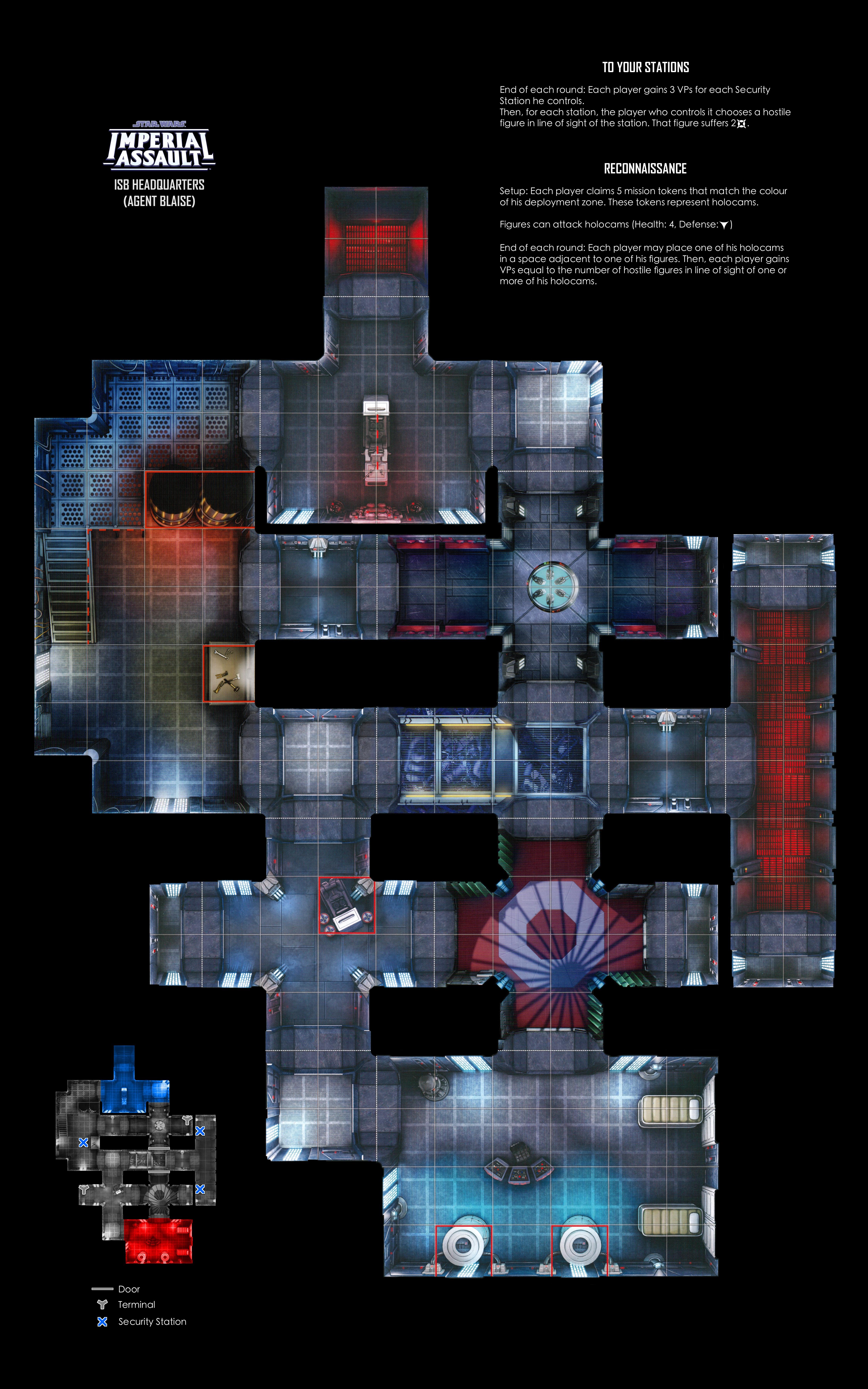 Skirmish map